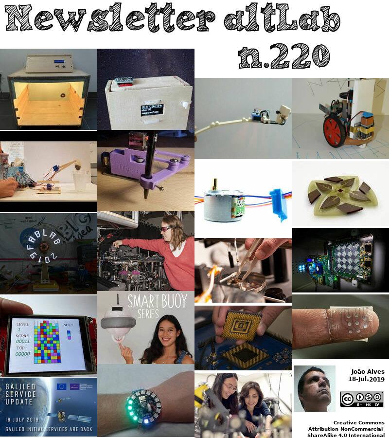 Newsletter altLab - 2019-07-18 - Nº 220   altLab Documenta
