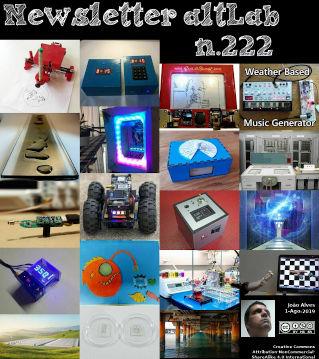 altLab - DIT Creativity - Lisbon's [DIT] Do It Together Hackerspace
