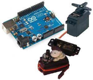 Arduino e Servomotores