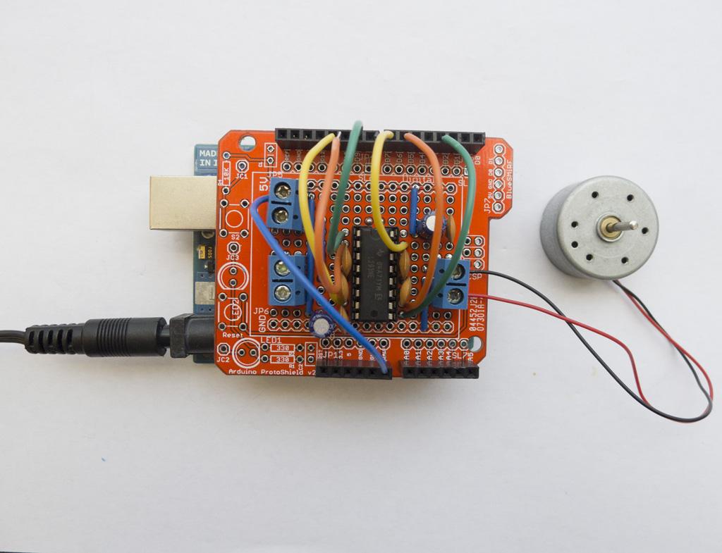 Arduino Shields Workshop