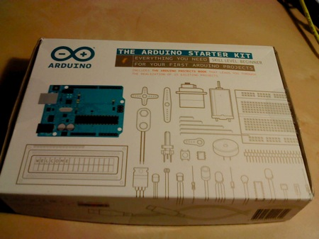 Box for Arduino Starter kit