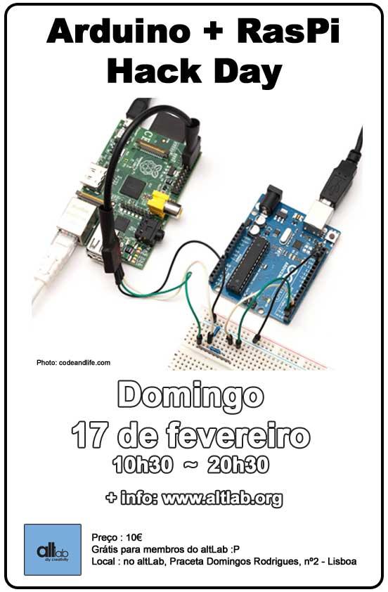 Arduino-RasPi-Rack-Day