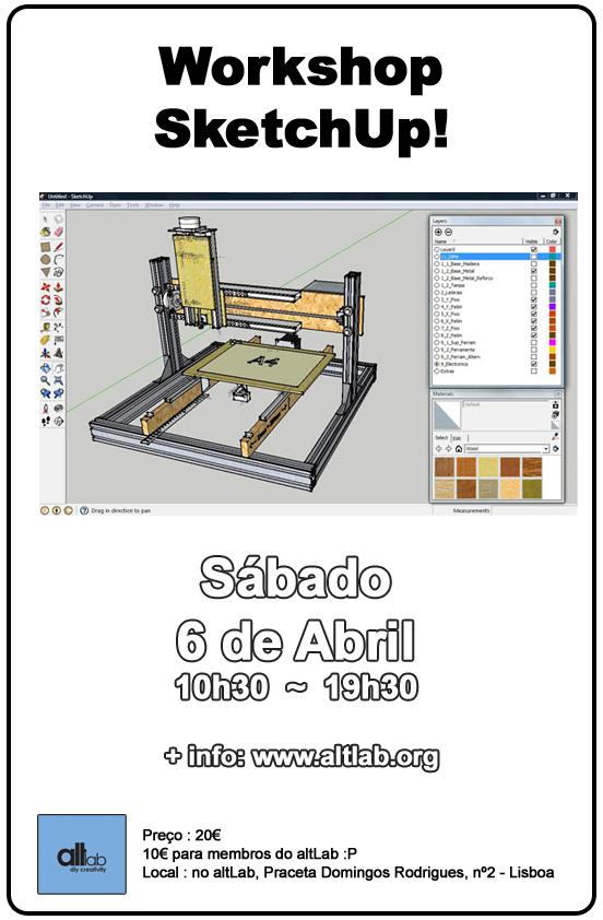 Workshop-SketchUp