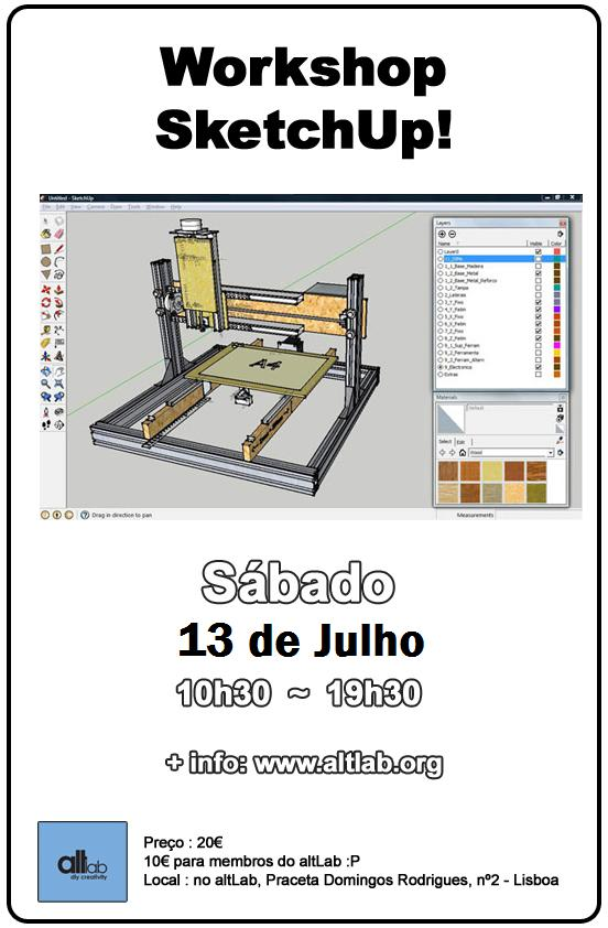 Workshop-SketchUp