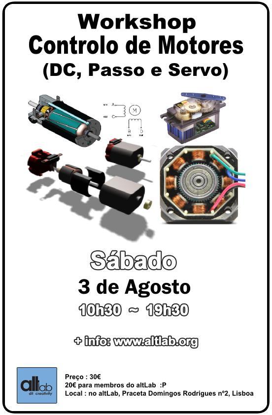 Workshops Controlo de Motores
