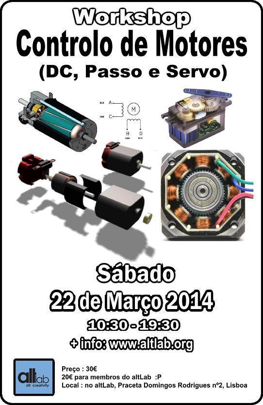 Workshop Controlo de Motores