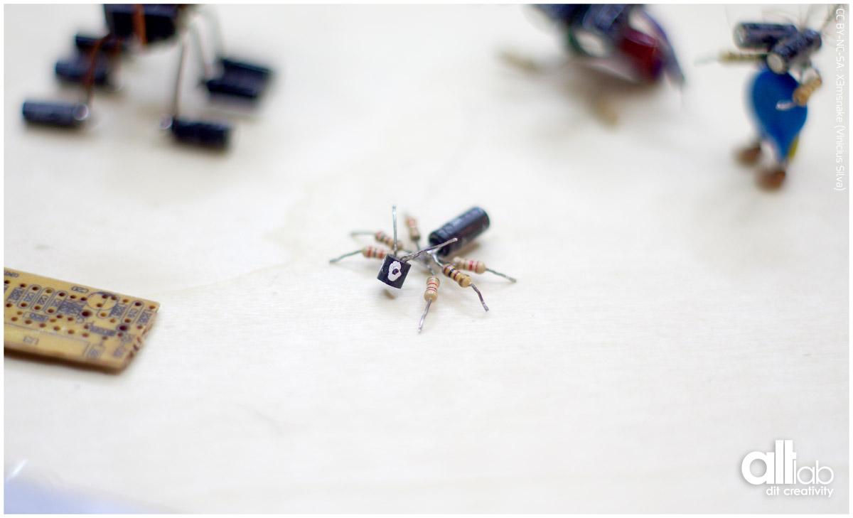 Doing-Junk-Challenge-Art-Attack-Mode-Ant